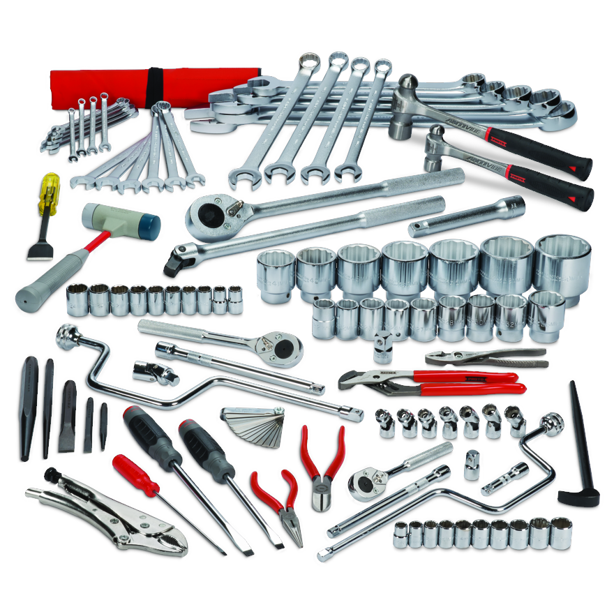 PROTO® 99 PIECE METRIC HEAVY EQUIPMENT SET WITH TOP CHEST J442719-8RD ITEM #:J98322